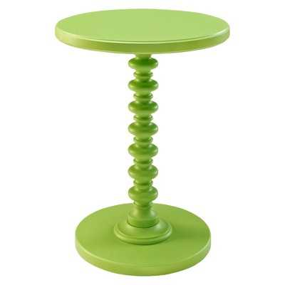 Powell Round Spindle Table - Target
