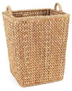 Sweater-Weave Orchard Basket - One Kings Lane