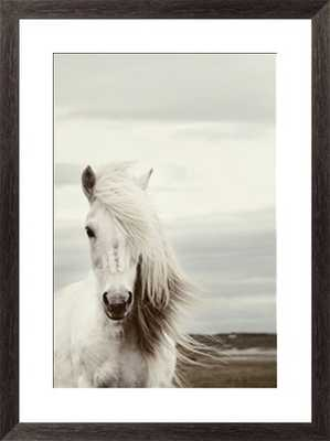 ísold - 18x22, Framed - Photos.com by Getty Images