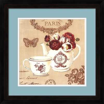 Parisian Flowers II - framedart.com