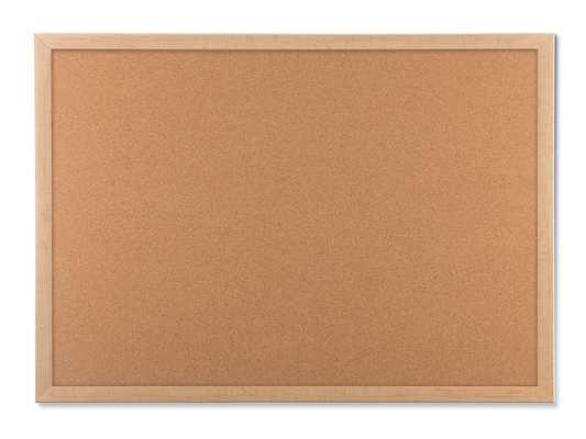 U Brands Cork Bulletin Board, 23 x 17 Inches, Oak Wood Frame - Amazon