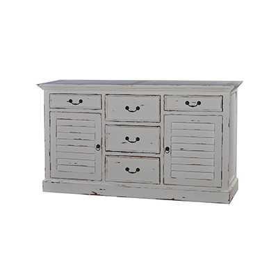 Cottage 5 Drawer Dresser by Bramble Now - Wayfair