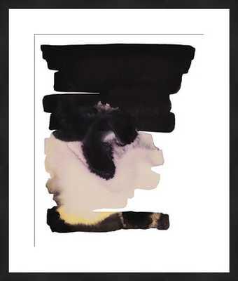 """Lilac Color Study II - 24"""" x 30"""" - Framed - New Era Portfolio"""