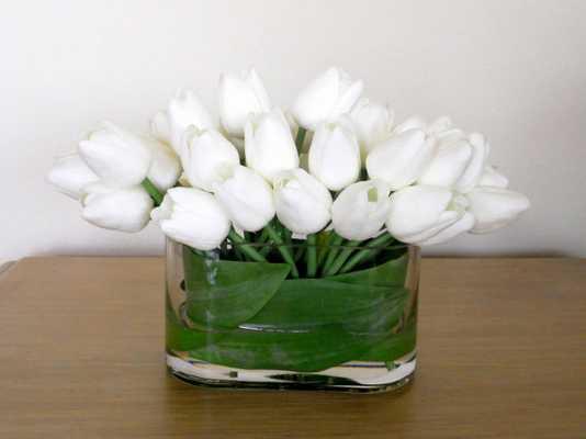 Silk Floral-Faux Floral Arrangement - Etsy