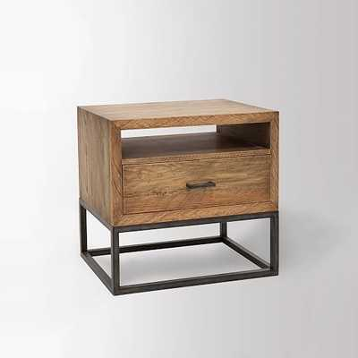 Industrial Nightstand - West Elm