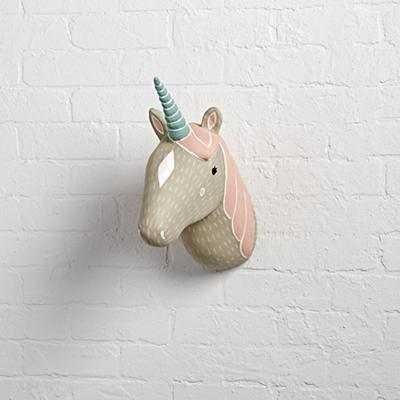 Unicorn Charming Creatures Décor - Land of Nod