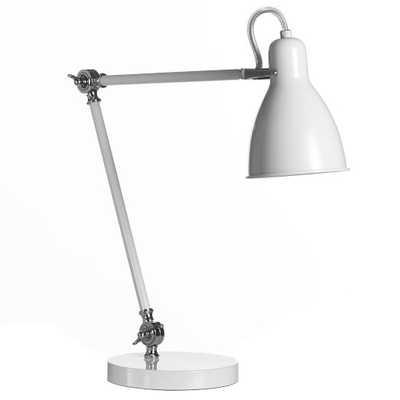 Industrial Task Table Lamp - West Elm