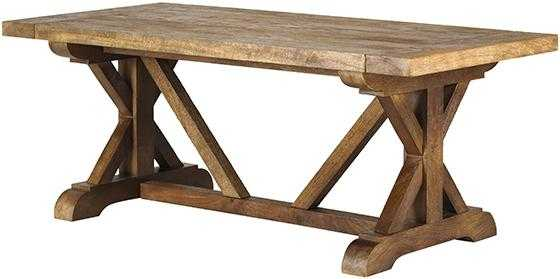 Cane Coffee Table - Home Decorators