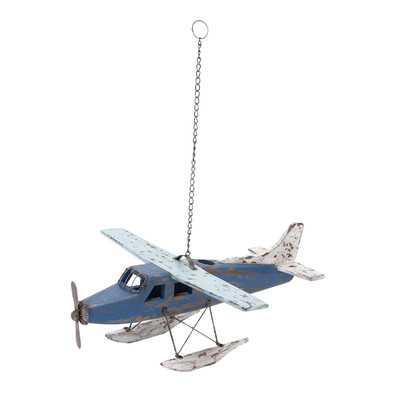 Classy Fancy Wood Airplane Sculpture - Wayfair