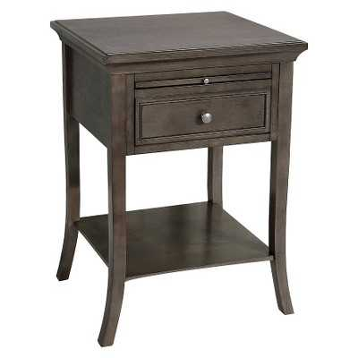 Simply Extraordinary Side Table - Gray/Brown - Target