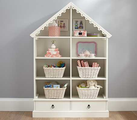Dollhouse Bookcase - Pottery Barn Kids