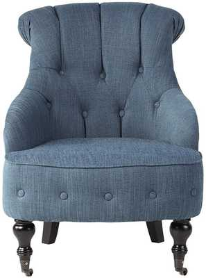 MARLEY ACCENT CHAIR - Home Decorators