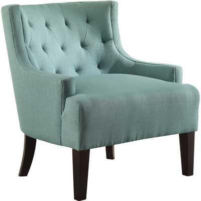Dulce Arm Chair - Teal - Wayfair