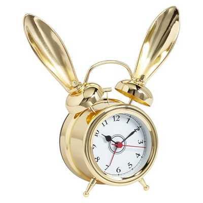 The Emily + Meritt Bunny Alarm Clocks - Pottery Barn Teen