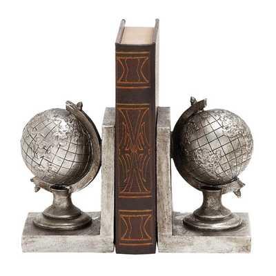 Exclusive Globe Classic Bookend - AllModern