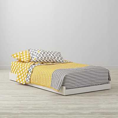 Abridged Rolling Twin Bed - Land of Nod