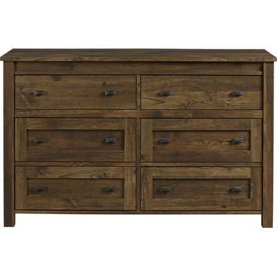 Gilby 6 Drawer Dresser - Wayfair
