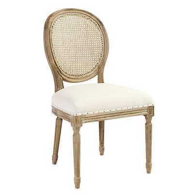 Louis Cane Back Dining Chair - Set of 2 - Ballard Designs