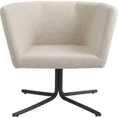 Facetta natural chair - CB2