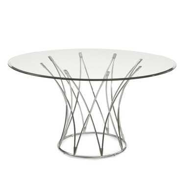 Mercer Dining Table Base - Wayfair