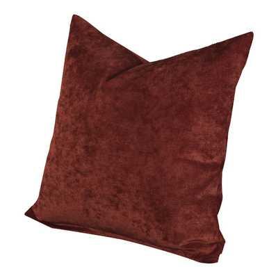 "Padma Throw 20"" sq. Bronze  Pillow, fill - AllModern"