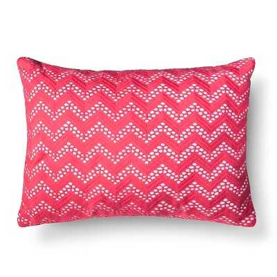 "Xhilarationâ""¢ Chevron Net Decorative Pillow - Target"