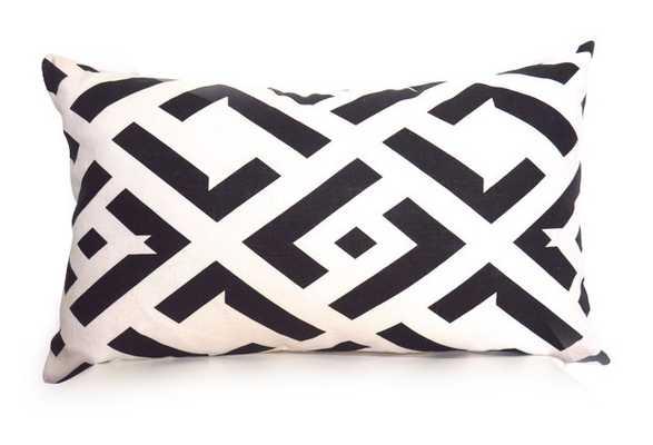 China Club Pillow Cover - 20x20, No Insert - Willa Skye