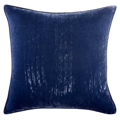 Brianna Solid Throw Pillow - 20sq. - Down/Feather Fill - AllModern
