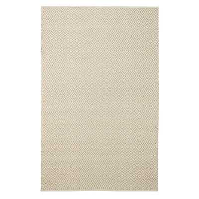 Rhinestone Natural Area Rug - Wayfair