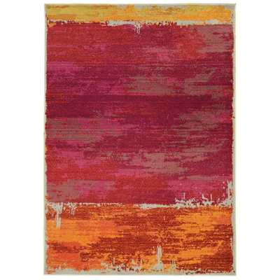 "Expressions Abstract Area Rug - 7'10"" x 10'10"" - AllModern"