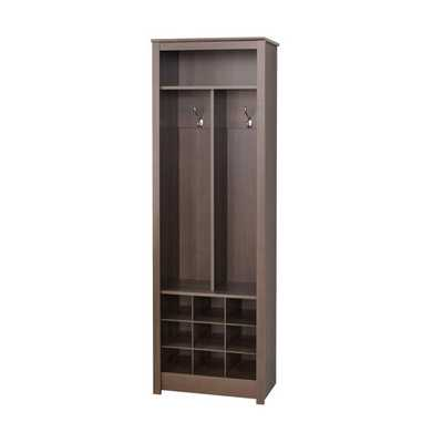 Hall Treer with Shoe Storage - AllModern