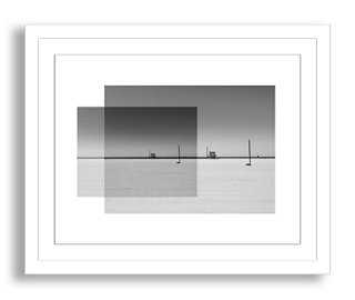 "Nicole Cohen, Santa Monica - 40"" x 32"" - Framed - One Kings Lane"