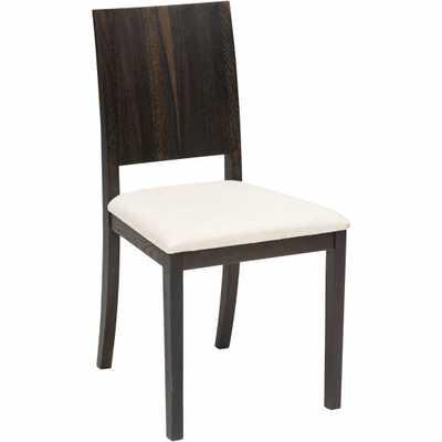 Kyoto Dining Chair, Seared Oak - High Fashion Home