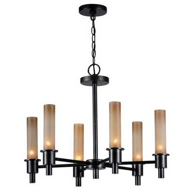 Dunwoody 6 Light Chandelier - AllModern