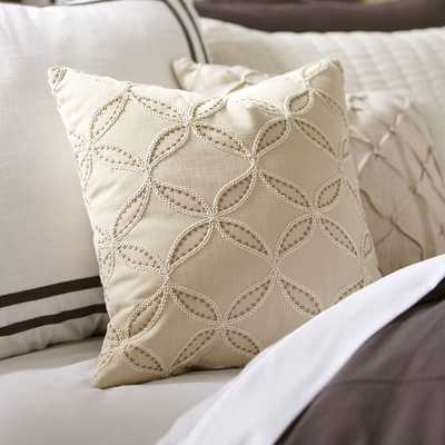 Edith Embroidered Pillow Coverby Birch Lane - Wayfair