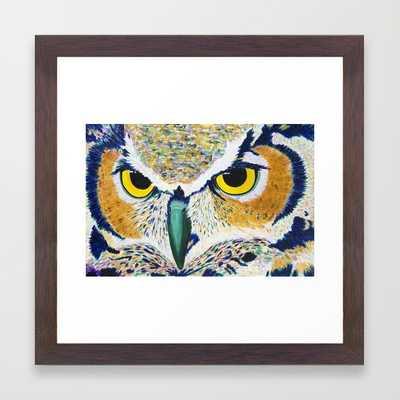 Owl - Society6