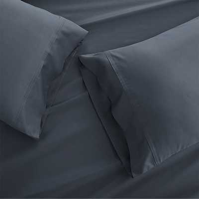 Grace Vintage Indigo King Pillow cases - Crate and Barrel