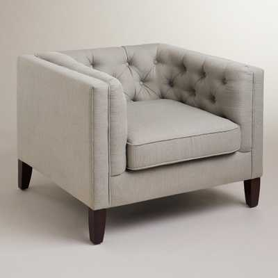 Fog Kendall Chair - World Market/Cost Plus