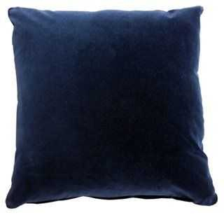 Pompeii Cotton Pillow - One Kings Lane