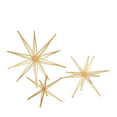 "Foldable Star Sculptures 7"" Tetraxis® Star - Design Within Reach"