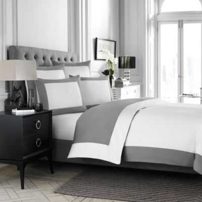 Wamsutta® Hotel MICRO COTTON® Reversible Twin Duvet Cover - Bed Bath & Beyond