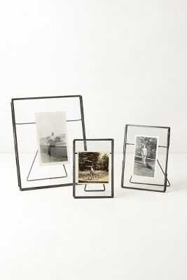 Pressed Glass Photo Frame - Anthropologie