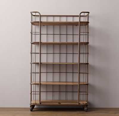 Industrial baker's storage rack - large - RH Baby & Child