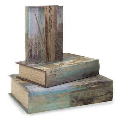 Field of Dreams Book Box - Wayfair