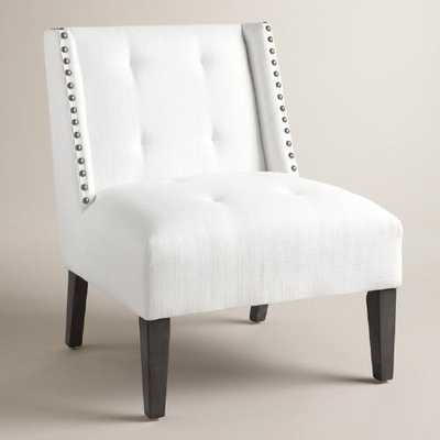 Carlin Wingback Chair - World Market/Cost Plus