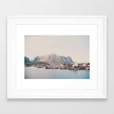 Foot of the Mountain - Society6