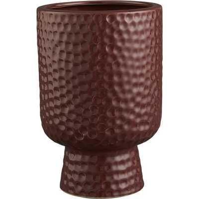 Monty brick vase - CB2