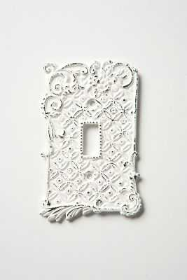 Tin Roof Switch Plate - Anthropologie