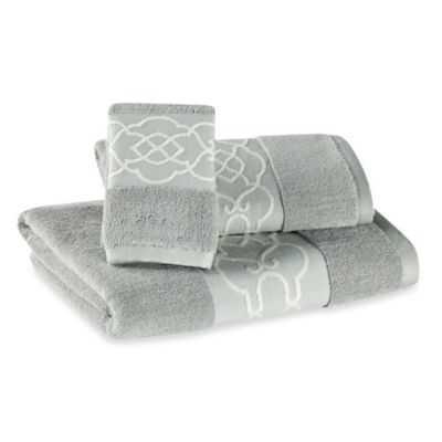 Iron Gates Fingertip Towel - Bed Bath & Beyond