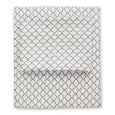 Grey Cloud Sheets/Set 1-Queen - Crane & Canopy